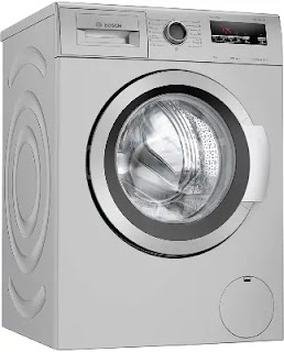 Bosch 7 Kg 5 Star Inverter Fully Automatic Front Load Washing Machine (WAJ2416SIN)