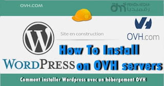 Free premium WordPress themes, how to install WordPress, installation wordpress ovh, Tutorials, WordPress, WordPress Themes, Comment créer un site internet Wordpress, WordPress Tutorials, OVH تنصيب الووردبريس على استضافة من