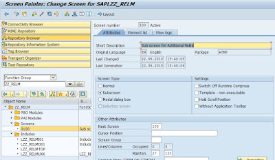 ABAP Development, SAP ABAP Tutorials and Materials, SAP ABAP Study Materials