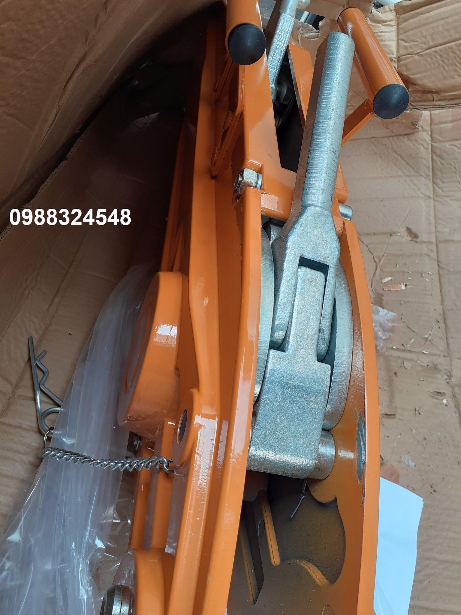 Tirfor căng cáp HAK 800kg