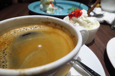 Café Ma Maison, americano