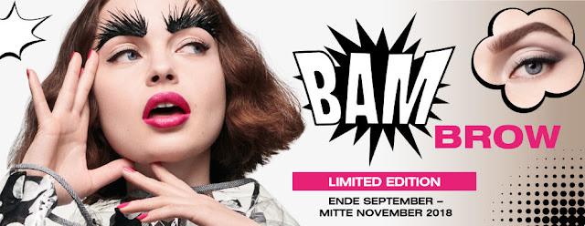 Bildergebnis für catrice limited edition bam brow