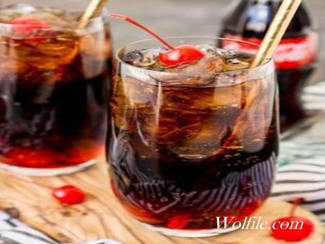 Roy Rogers Moctail Recipe