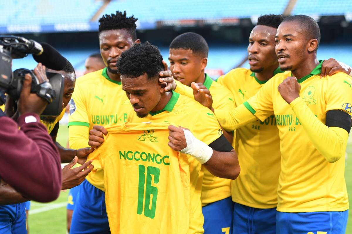 Mamelodi Sundowns will look to continue their bright start to the season
