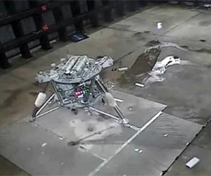 Suburban spaceman: NASA's Next Generation Robotic Lander ...