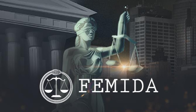 Femida is a judge simulator game in an anti-utopian state that is undergoing a stage of perestroika from totalitarianism to a republican system of government.