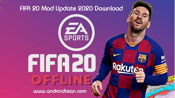 FIFA 20 MOD Update 2020 Download