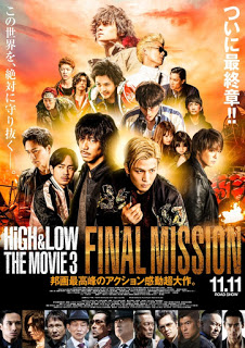 High & Low The Movie 3 Final Mission (2017) Subtitle Indonesia [Jaburanime]