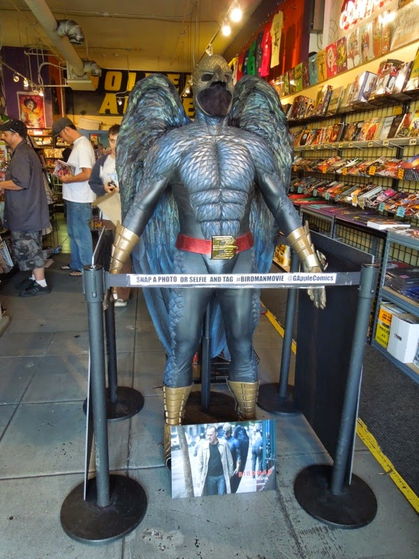 Original Birdman movie costume
