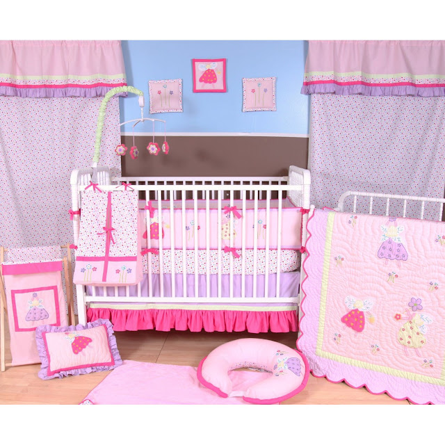 Pink Fairy Crib Bedding Sets for Your Princess | Cheap ...