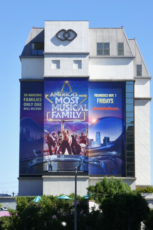 Americas Most Musical Family series premiere billboard