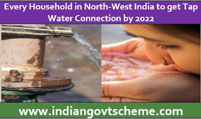 Tap Water Connection by 2022