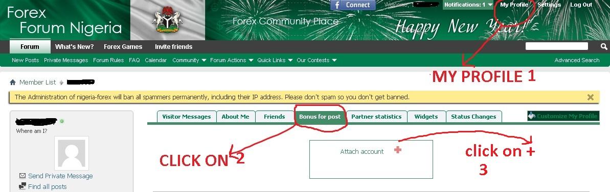 Nigeria forex com