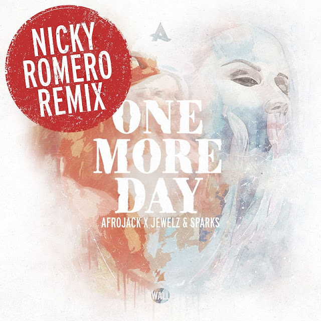 Nicky Romero remixes Afrojack's 'One More Day'