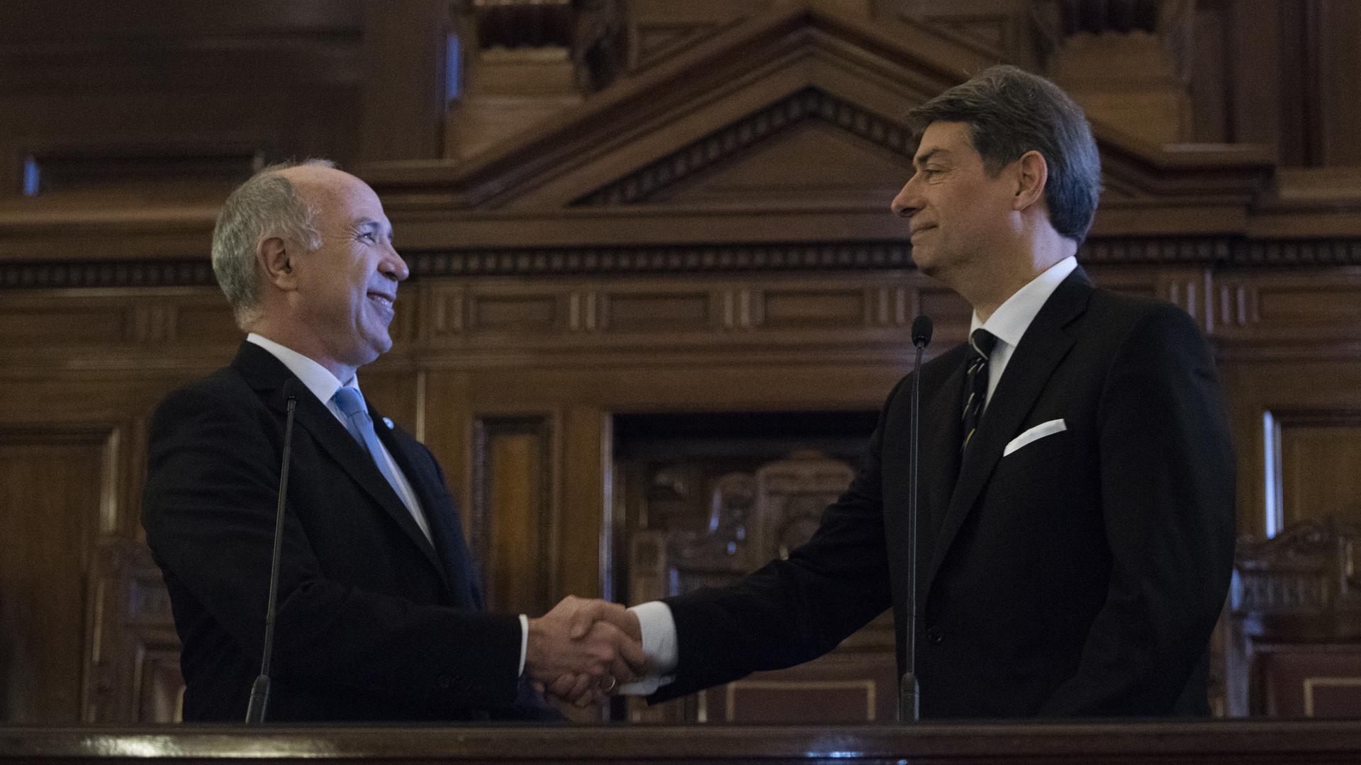 """Lorenzetti calificó de """"irregular"""" la elección de Rosatti como nuevo presidente de la Corte Suprema"""