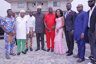 NEWS: Entertainment Industry Working Committee inaugurated in Akwa Ibom