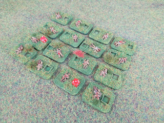 Japanese Shock markers in 15mm