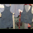 CUTE & SASSY APRONS FROM A DENIM JUMPER