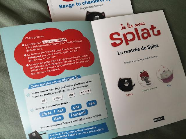 La rentrée de Splat