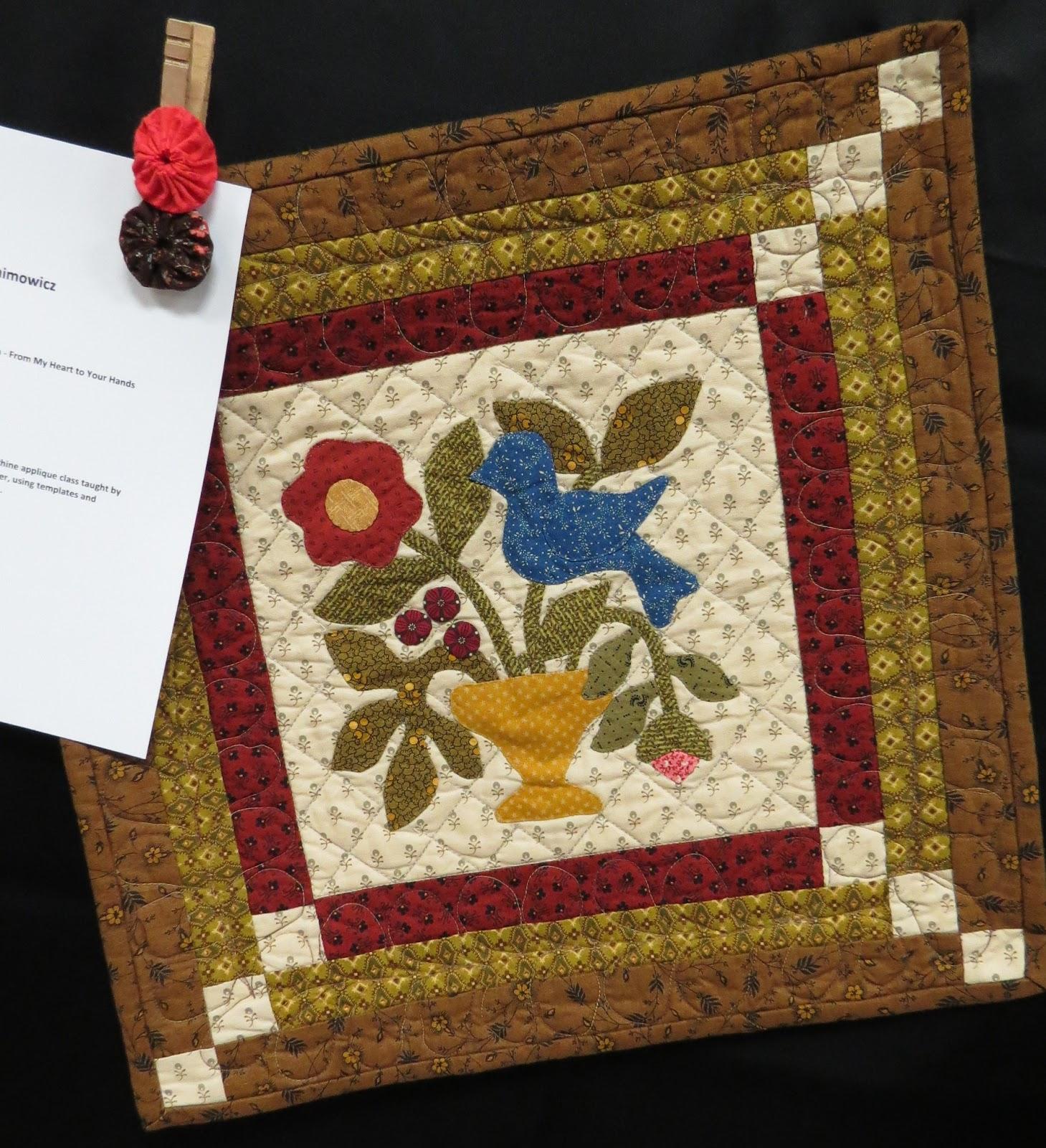 Museum Quilt Guild Congratulations To Our Quilt Show