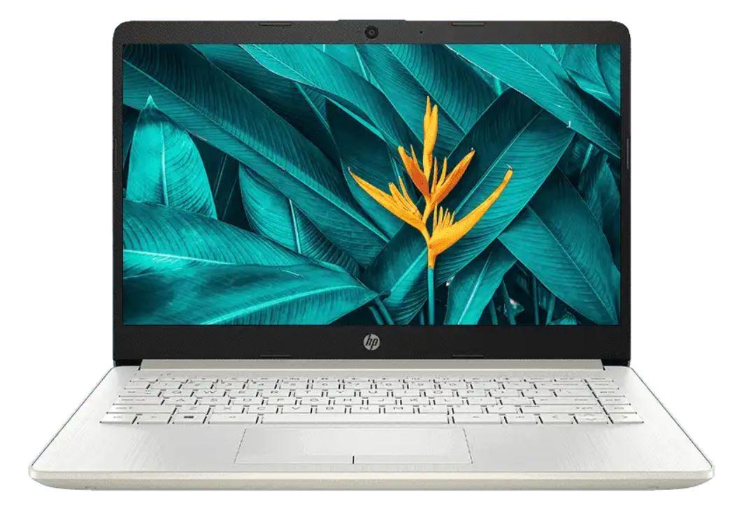 HP 14S DK10123AU, Laptop Terjangkau untuk Komputasi Sehari-hari