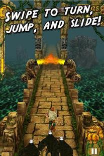 كيفية تحميل لعبة Temple Run ؟