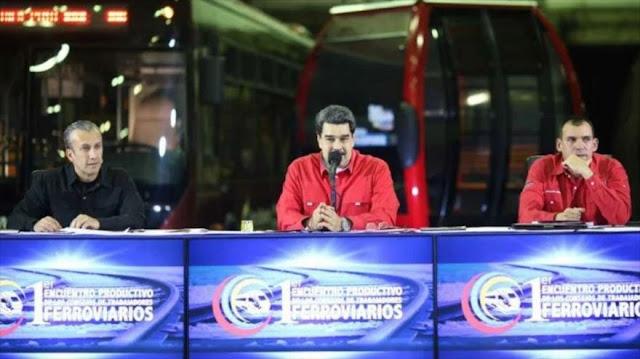 Maduro: EEUU y Colombia planean provocaciones contra Venezuela