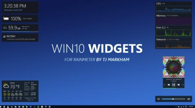 Cara Menampilkan Widget Di Windows 10, Cara Menambahkan Gadget Di Windows 10
