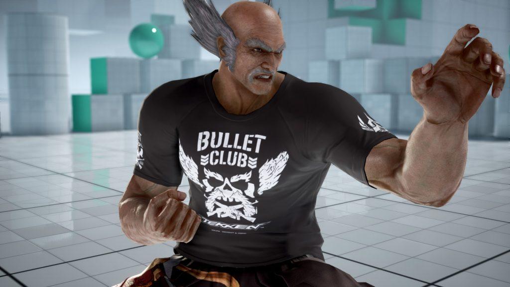 Heihachi Tekken 7