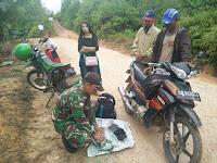 Perbatasan Makin Rawan, Satgas Yonif 502 Kostrad  Gagalkan Penyelundupan Amunisi Asal Malaysia