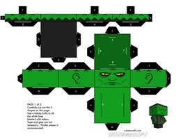 Descargar cubeecraft Frankenstein, especial Halloween