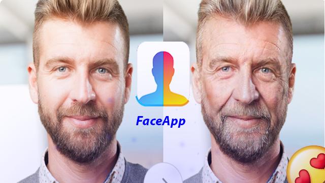 تحميل تطبيق FaceApp مجانا للأندرويد 2019