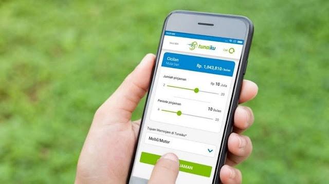 Lokasi Layanan Pinjaman Online Tunaiku