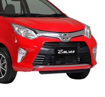 Toyota Calya Mini MPV front look image