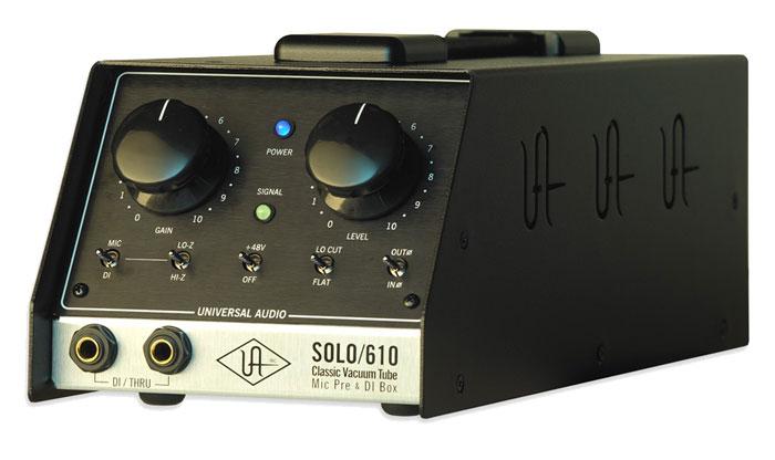 Ua Solo 610 : geir 39 s audio blog ua 610 solo vs mackie onyx ~ Vivirlamusica.com Haus und Dekorationen