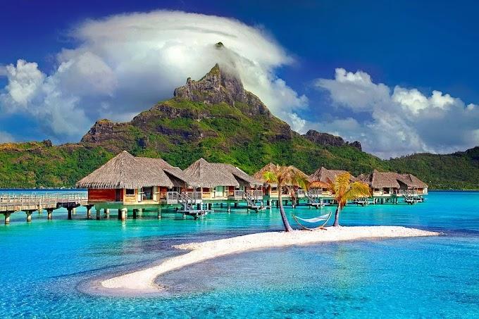 El lujo de los viajes a Bora Bora