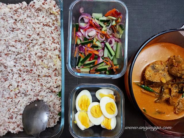 resepi dan cara masak nasi dagang