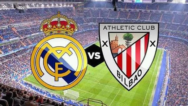كوره لايف مشاهدة مباراة ريال مدريد واتلتيك بلباو بث مباشر  22 ديسمبر 2019 الدوري الاسباني