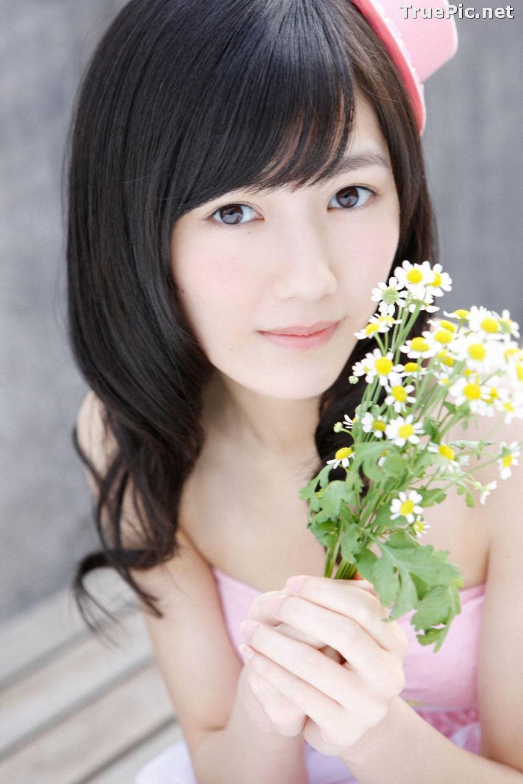 Image [YS Web] Vol.531 - Japanese Idol Girl Group (AKB48) - Mayu Watanabe - TruePic.net - Picture-7
