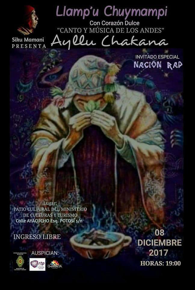 Evento se desarrollará en el Patio de las Culturas el 8 de diciembre