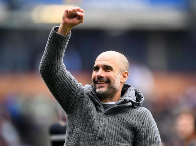 92 Poin Jadi Modal Man City Raih Gelar Liga Inggris