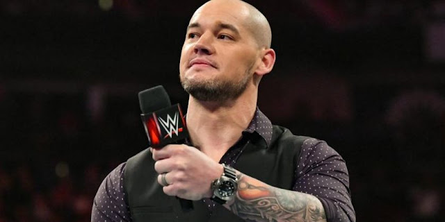 Baron Corbin Reveals New Title Goal, Talks Social Media Heat, Wrestling In Dress Shirts