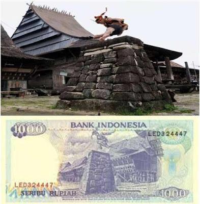 8 Tempat Wisata Indonesia yang Muncul dalam Uang Rupiah Zaman Dulu