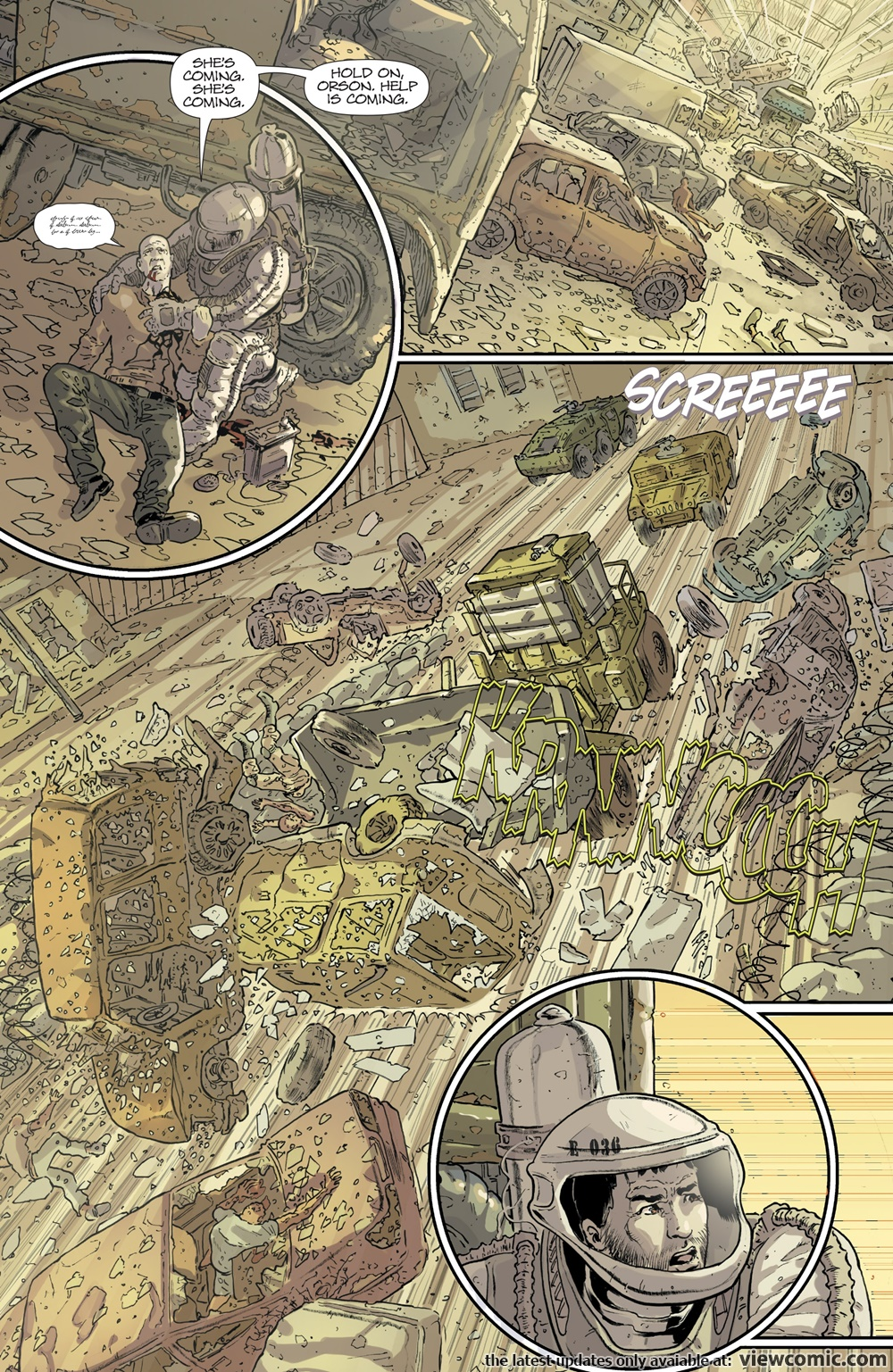 Eclipse 008 (2017)    Vietcomic.net reading comics online for free