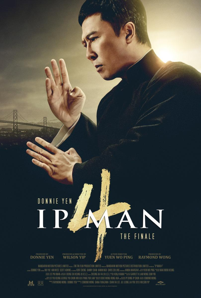 Download Ip Man 4 The Finale (2019) Full Movie in English Audio BluRay 720p [900MB]