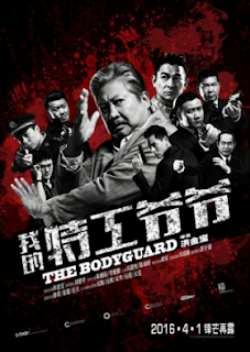 Download The Bodyguard (2016) WEBRip 720p Subtitle Indonesia