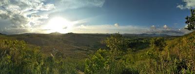 Ibul Negeri di atas awan, sunrise bukit ibul check-wisataibul.com