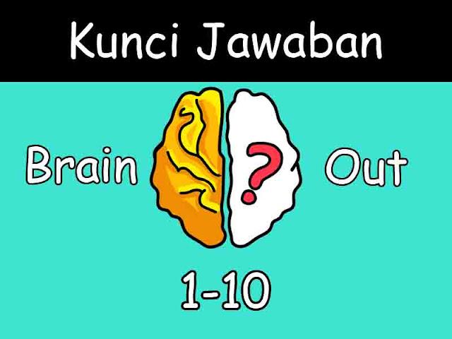 Jawaban Brain Out Level 1-10