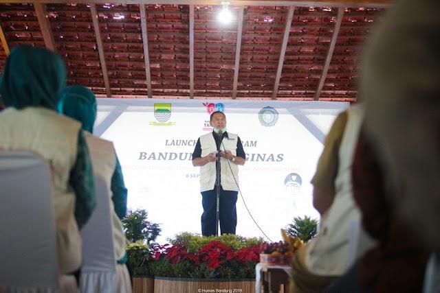 """Perang Melawan Stunting, Mang Oded Lounching """"Bandung TANGINAS"""""""