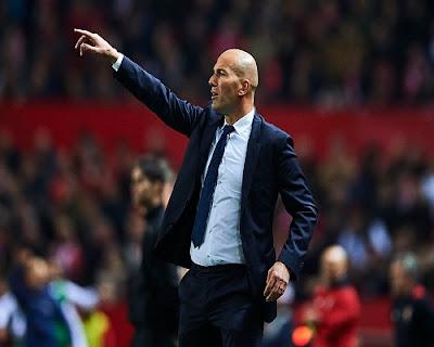Real Madrid boss Zinedine Zidane to offload eight Real Madrid stars?